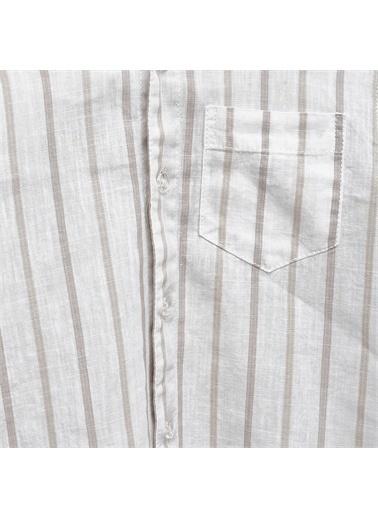 Panço Panço Gömlek Erkek Çocuk Bej Bej
